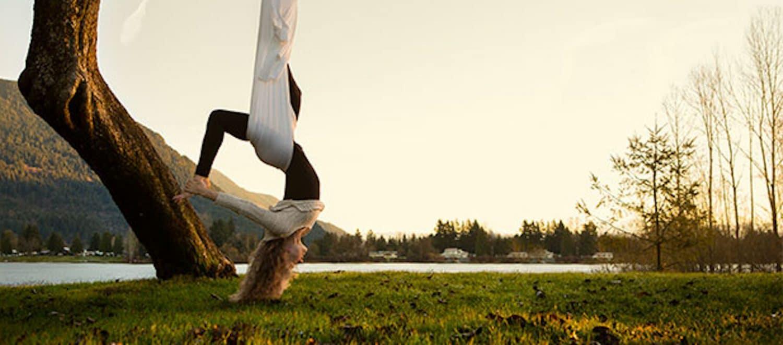 Dalyan Jimmys Island Aerial Yoga - 1