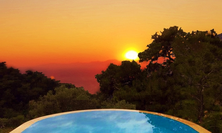 Dalyan Guide - Accommodation Suggestion - Private Villas for Rent - Dalyan Palm House - 3
