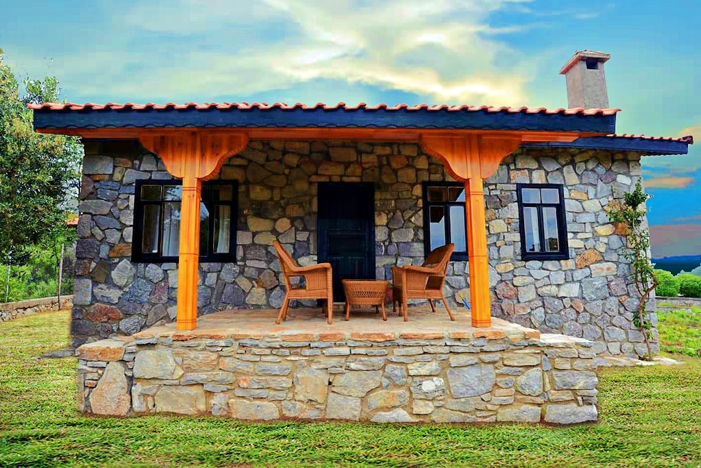 Dalyan Guide - Accommodation Suggestion - Private Villas for Rent - Dalyan Palm House - 2