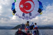 Sunset Sailing from Sarsala bay to Gocek - 24
