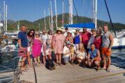 All dal sailing gocek - aga limanı - 16