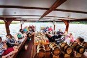 Volkan's Adventures Dalyan - evening Wine Tasting Boat Trip - 5