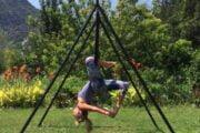 Dalyan Jimmys Island Aerial Yoga - 4