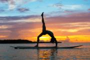 SUP Yoga at Iztuzu Beach - 10