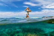 SUP Yoga at Iztuzu Beach - 9