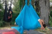 Dalyan Jimmys Island Aerial Yoga - 5