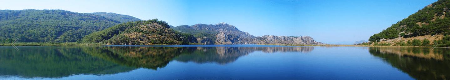 Koycegiz Dalyan aquatic eco-system