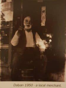 Dalyan 1950 - a local merchant
