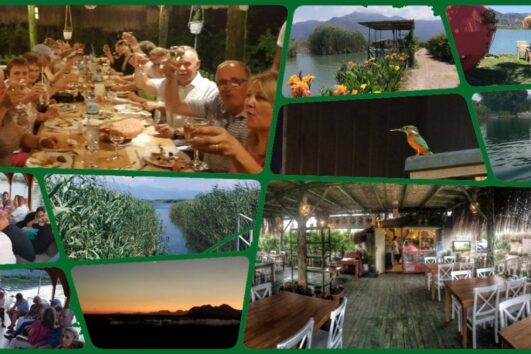 Dalyan Kingfisher Restaurant - dalyan Yalicapkini Restaurant Dalyan