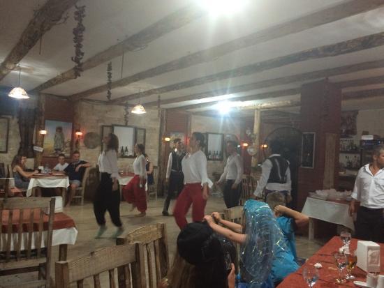 heybe turkish night