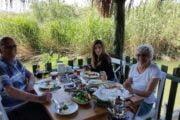 dalyan kingfisher restaurant - uzumlu - camianda - morchella esculent - gocek lotis restaurant - best dalyan tour ever - 6