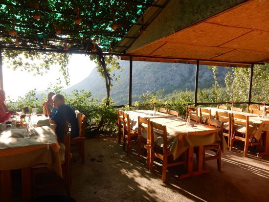 sunset restaurant interior