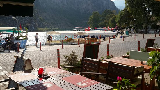 soul kitchen dalyan view