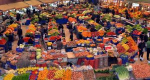 turkish fruit and veg