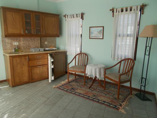 osmanlı hanı living area