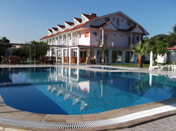 Yavuz pool and hotel