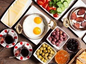 Turkish breakfast - 2