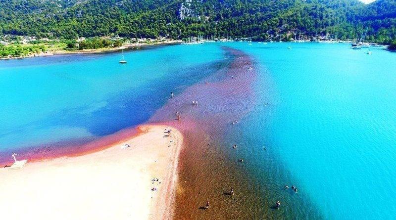 Kizkumu Beach - Orhaniye - Mystical MurMaris trip - Volkan's Adventures Dalyan