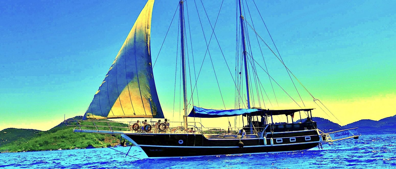 Private Gocek 12 Islands Sailing Cover