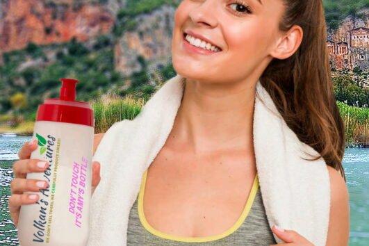 Reusable Water Bottle - Volkan's Adventures Shop - Eco Friendly Products